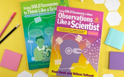 The ultimate guide to using SOLO Taxonomy in science
