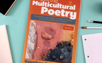 Building an understanding and appreciation of poetry with Vaughan Rapatahana