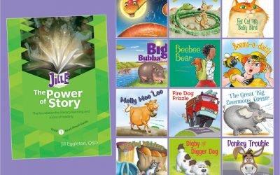 The magic of reading aloud with Jill Eggleton