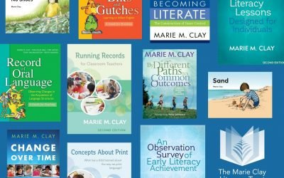 Marie Clay titles are now available from Essential Resources
