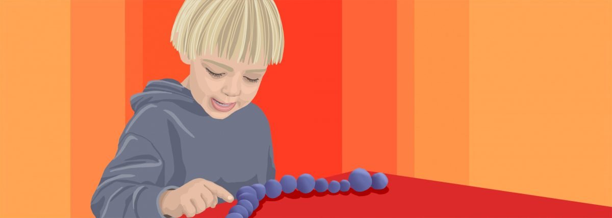 Using incidental opportunities to talk about maths