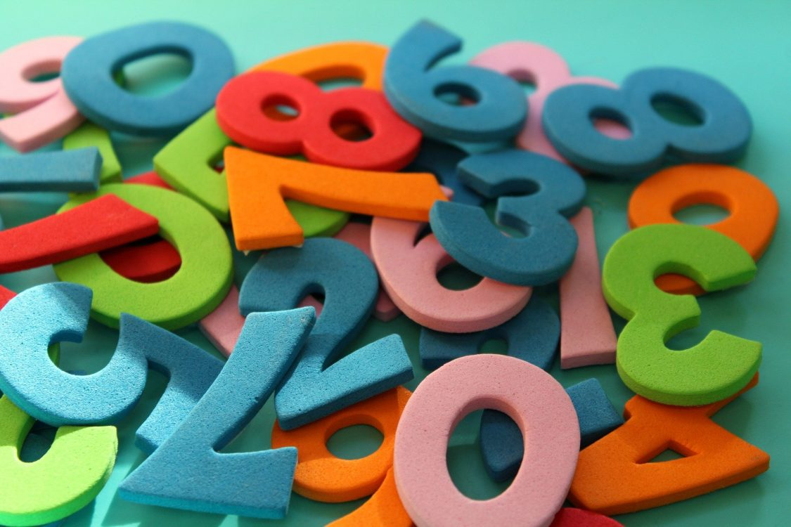 Number recognition is essential